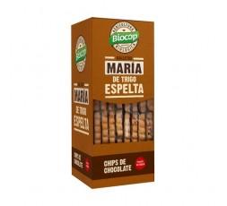 Galleta Maria De Trigo Espelta Con Chips De Chocolate