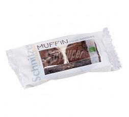 Muffins de Chocolate Negro Sin Gluten