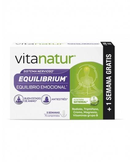 Promoción Vitanatur Equilibrium (+1 semana gratis)