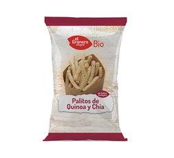 Palitos de Quinoa y Chía Bio