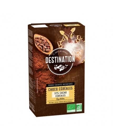 Cacao Instantaneo 32% Con Cereales Bio