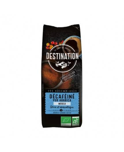 Café Molido Descafeinado Suave 100% Arábica Bio