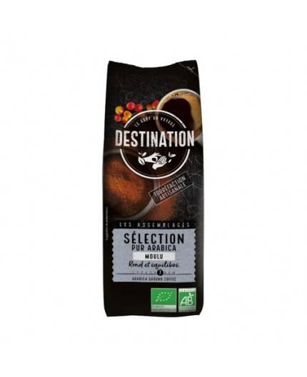Café Molido Selección 100% Arábica Bio