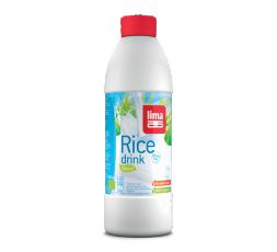 Bebida De Arroz Natural En Botella