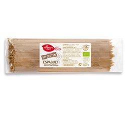Espaguetis de arroz integral Sin gluten Bio