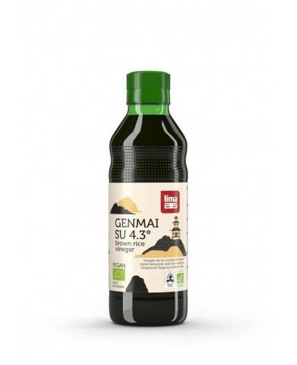 Vinagre de Arroz Genmai-Su 4,3º