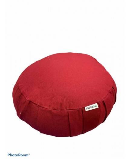 Zafu De Meditación Rojo