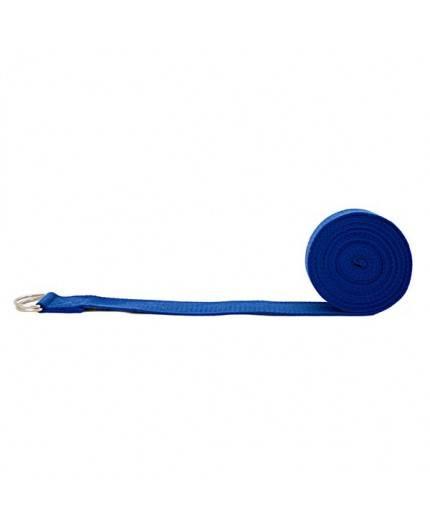 Cinturón De Yoga Azul Navy