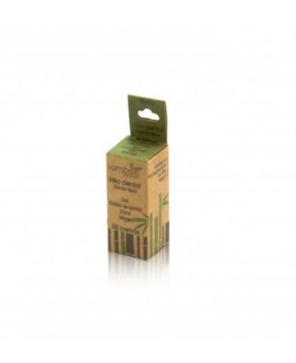 Hilo Dental Con Carbón De Bambú