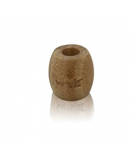 Soporte Para Cepillos De Dientes De Bambú