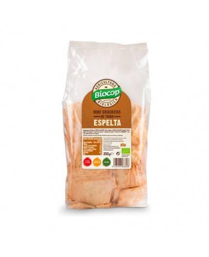 Crackers Mini De Espelta