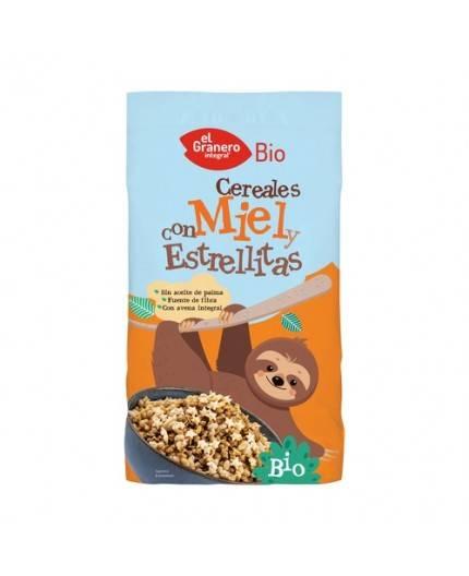 Cereales Con Miel Y Estrellitas Bio