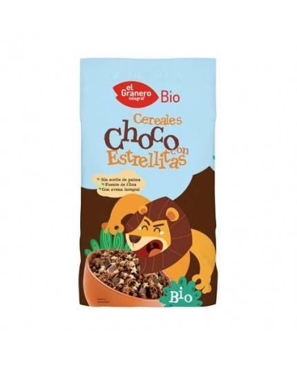 Cereales Con Chocolate Estrellitas Bio
