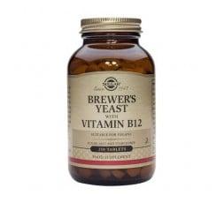 Levadura de Cerveza Con Vitamina B12 500 mg.