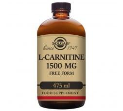 L-Carnitina Líquida 1.500 mg.