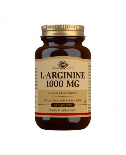 L-Arginina 1000 mg.