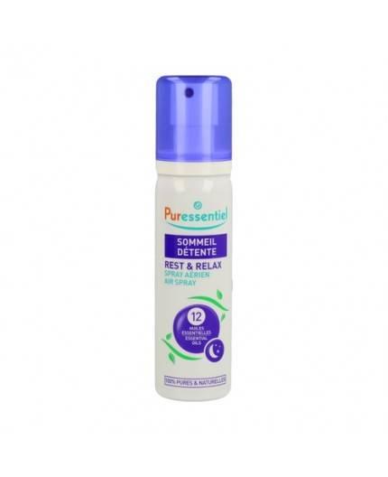 Spray Sueño Reparador 12 Aceites Esenciales