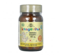 Kangavites Vitamina C 100 mg.
