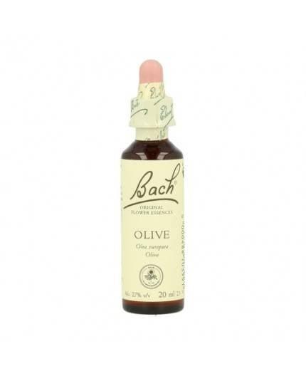 Flores de Bach (23) Olive