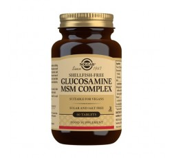 Glucosamina MSM Complex