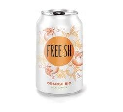 Refresco de Naranja Bio