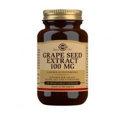 Extracto de Semilla de Uva 100 mg.