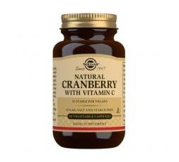 Extracto de Arándano Rojo con Vitamina C