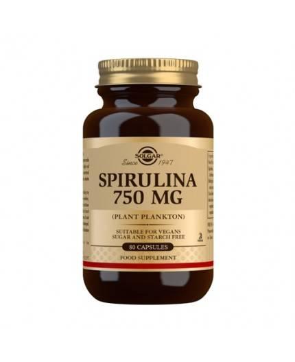 Espirulina 750 mg (Plancton)