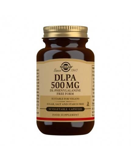 DLPA (DL-Fenilalanina) 500 mg