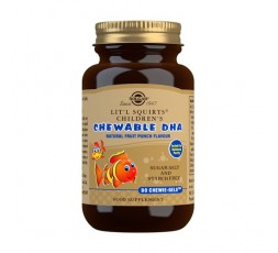 DHA Masticable (BioPure DHATM) para niños