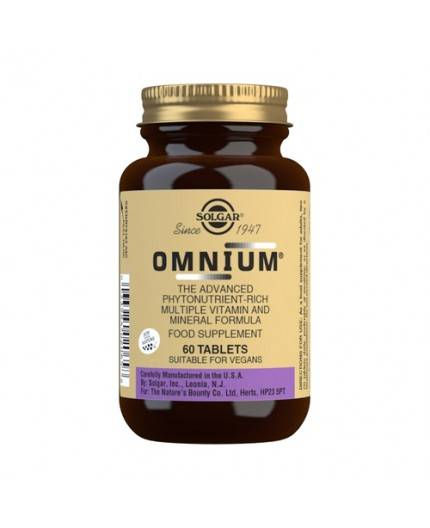Omnium (Rico En Fitonutrientes)