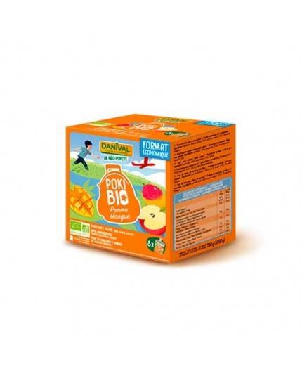 Pack De 8 Smoothies De Manzana Y Mango Bio