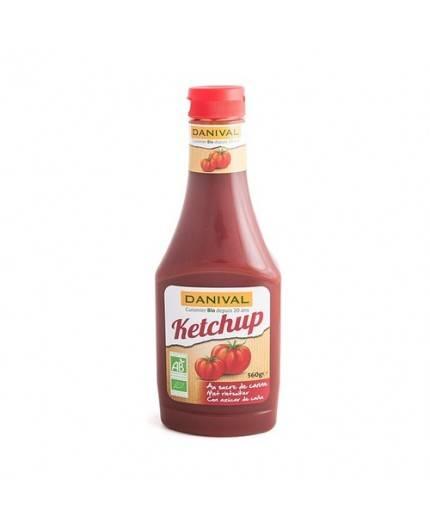 Ketchup Al Azucar De Caña Bio