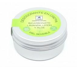 Desodorante Con Aloe Vera Y Bicarbonato