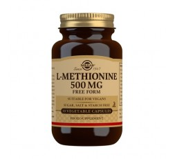 L-Metionina 500 mg.
