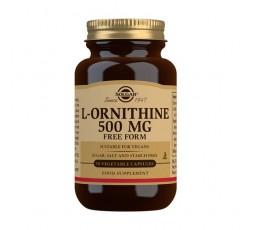 L-Ornitina HCI 500 mg.