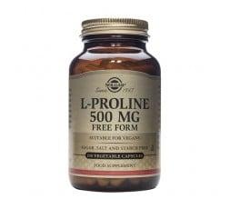 L-Prolina 500 mg.