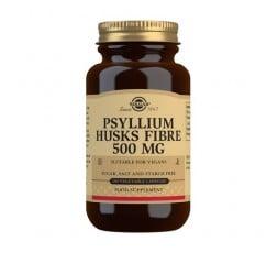 Fibra de Cáscara de Psyllium 500 mg