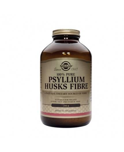 Fibra de Cáscaras de Psyllium en Polvo