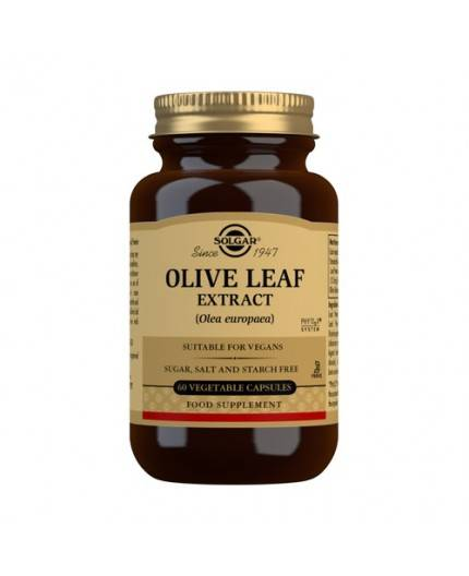 Olivo Extracto de hoja (Oleo europaea)