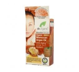 Aceite Anti Edad de Aceite de Argán Orgánico con Sistema de Células Madre