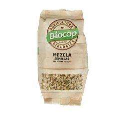 Mezcla de semillas-sésamo tostado