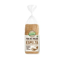 Pan de molde blando Espelta blanco