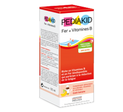 Pediakid Hierro y Vitamina B