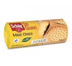 Galletas Sandwich con Crema de Cacao Sin Gluten.