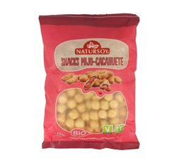 Snacks de Mijo y Cacahuete Bio