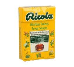 Caramelos Hierbas Suizas sin Azúcar